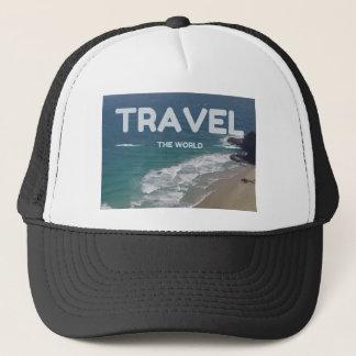 Reisen die Welt! Truckerkappe