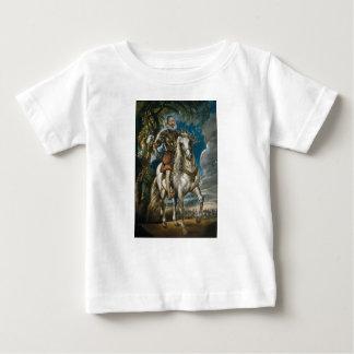 Reiterporträt des Herzogs von Lerma - des Rubens Baby T-shirt