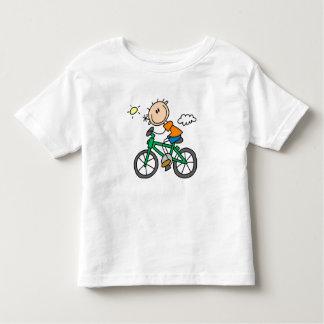 Reitfahrrad - Mann Kleinkinder T-shirt