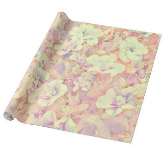 Reizendes Blumen36b Geschenkpapier