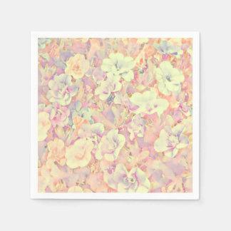 Reizendes Blumen36b Serviette