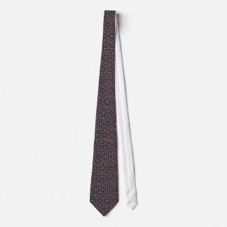Reizendes Punkt-Muster Individuelle Krawatte