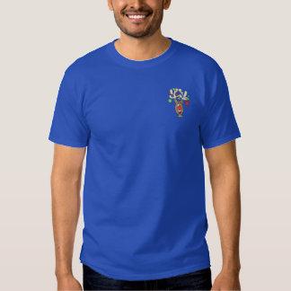 Ren Besticktes T-Shirt