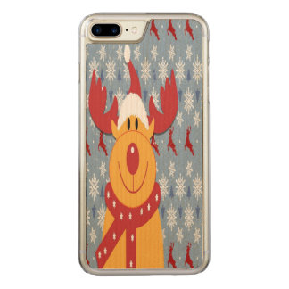 Ren Carved iPhone 8 Plus/7 Plus Hülle