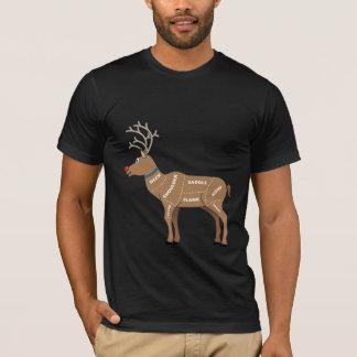 Ren-Fleisch für Weihnachten T-Shirt