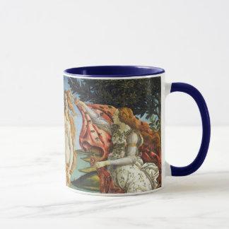 Renaissance-Kunst, die Geburt von Venus durch Tasse