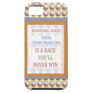 RENNEN, das Sie wollen, um ZU GEWINNEN. iPhone 5 Case