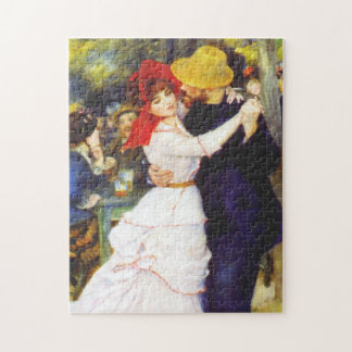 Renoir Tanz an Bougival Puzzlespiel Jigsaw Puzzles