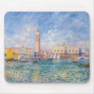 """Renoir , """" Venice (The Doge's Palace) """" Mauspad"""