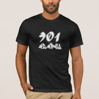 Repräsentant Memphis (901) T-Shirt