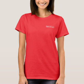 Respektieren Sie das Rhinestones-Tänzer-Shirt T-Shirt