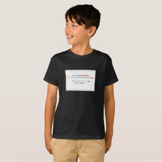 Respektieren Sie Ihre Eltern T-Shirt