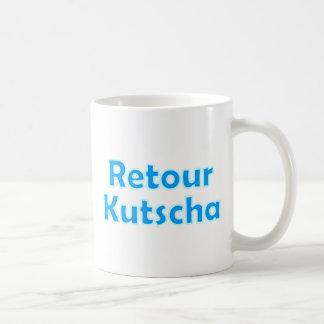 Retourkutscha Bayern bayrisch bayerisch Tasse