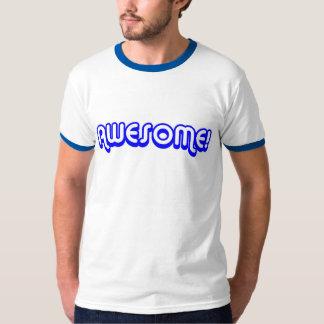 Retro 80er fantastisch! Blau Hemden