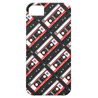 Retro Achtzigerjahre Kassette iPhone 5 Cover