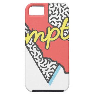 Retro Andenken Comptons Kalifornien iPhone 5 Cover