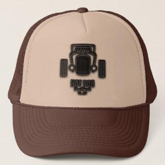Retro Auto-reine Muskel-Fernlastfahrer-Hüte Truckerkappe