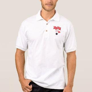 Retro Bowlings-Shirt Polo Shirt