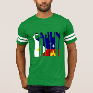 Retro Cajun Acadiana T-Shirt