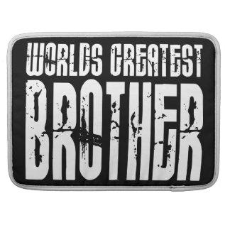 Retro coole Brüder: Der bestste Bruder der Welt Sleeves Für MacBook Pro