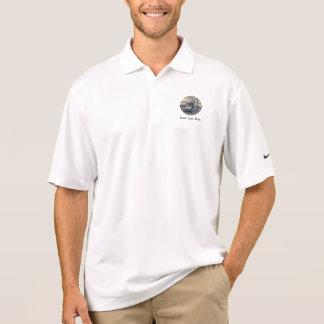 Retro Dampf Fahrerhaus-Taxi Polo Shirt