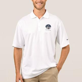 Retro Meerjungfrau Polo Shirt