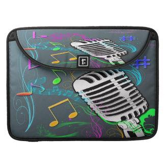 Retro Musik Macbook Prohülse Sleeve Für MacBooks