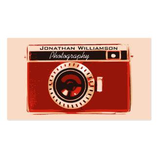 Visitenkarten für Fotografen