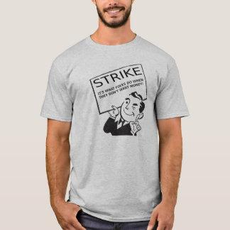 Retro Streik T-Shirt