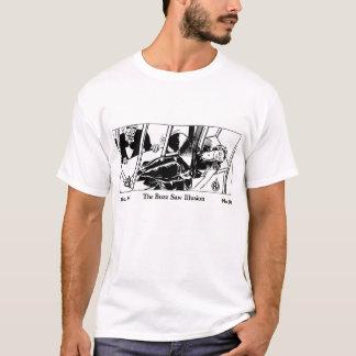 Retro Vintages Kitsch-magischer Trick-Summen sah T-Shirt