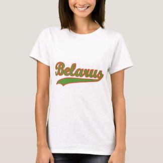 Retro Weißrussland T-Shirt