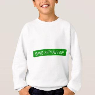 Retten Sie 39. Allee Sweatshirt