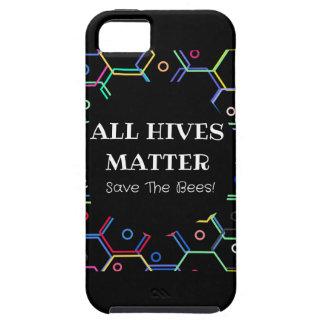 Retten Sie die Bienen - alle iPhone 5 Etui