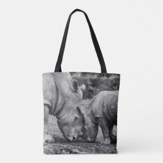 retten Sie die Rhinos