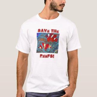 RETTEN SIE DIE RIFFE! T-Shirt