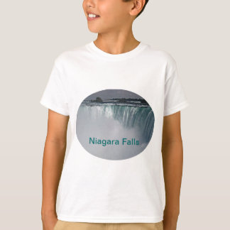 Retten Sie die Wasserfälle, konservieren Sie T-Shirt