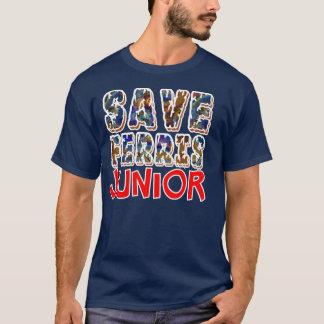 Retten Sie Ferris Jünger-T-Shirt. T-Shirt