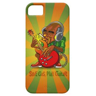 retten Sie Gas, Spielgitarre iPhone 5 Hüllen