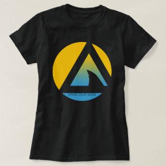 retten Sie unsere Meertricircles T-Shirt