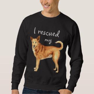 Rettung Canaan Hund Sweatshirt