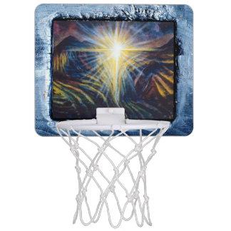 Rettung Mini Basketball Netz
