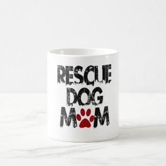 Rettungs-Hundemamma Tasse