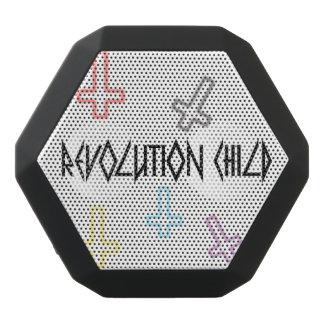 Revolution Child ,Cross' Boombot REX Black Schwarze Bluetooth Lautsprecher