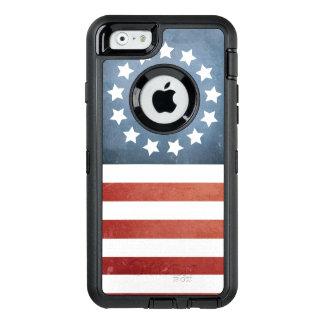 Revolutionärer Krieg Betsy Ross verblaßte OtterBox iPhone 6/6s Hülle
