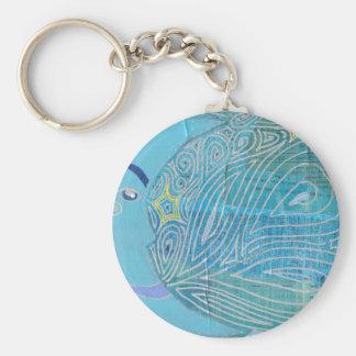 Rhapsodie im blauen Mond 001.jpg Schlüsselanhänger