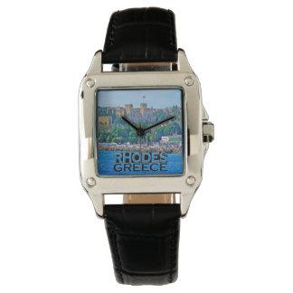Rhodos Uhr