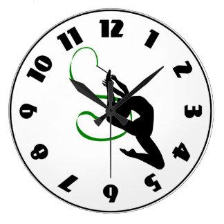 Rhythmische Gymnastik-Uhr Uhren