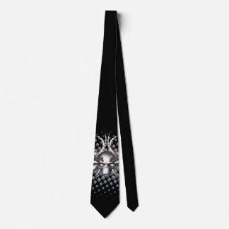 Ricaso alien personalisierte krawatten