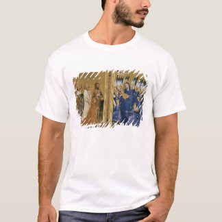 Richard II dargestellt der Jungfrau und dem Kind T-Shirt