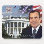 Richard Nixon - 37. Präsident der US Mousepad